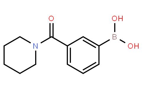 BP20152   850568-34-2   3-(Piperidine-1-carbonyl)phenylboronic acid