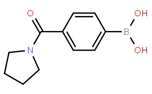 BP20154 | 389621-81-2 | 4-(Pyrrolidine-1-carbonyl)phenylboronic acid
