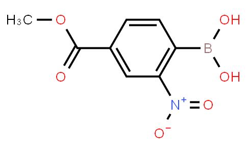 BP20166 | 85107-55-7 | 4-Methoxycarbonyl-2-nitrophenylboronic acid