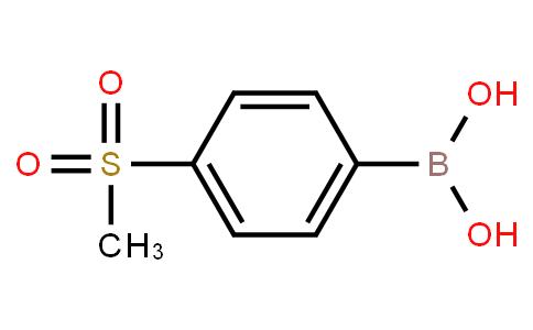 BP20172   149104-88-1   4-(Methylsulfonyl)phenylboronic acid