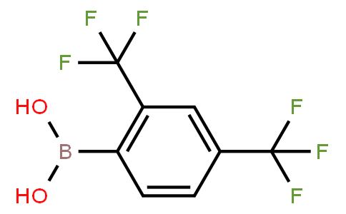 BP20205 | 153254-09-2 | 2,4-Bis(trifluoromethyl)phenylboronic acid