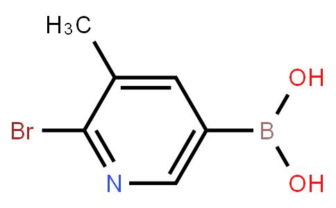 BP20219 | 1003043-34-2 | 2-Bromo-3-methylpyridine-5-boronic acid