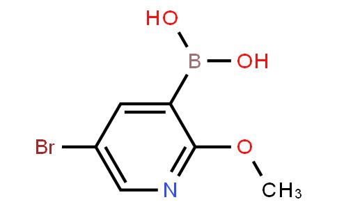 BP20221 | 850864-59-4 | 5-Bromo-2-methoxypyridine-3-boronic acid
