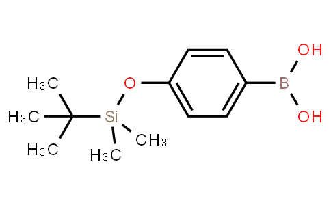 BP20225 | 159191-56-7 | 4-(tert-Butyl dimethylsiloxy)phenyl boronic acid