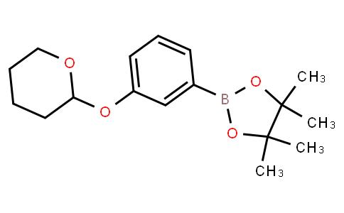 BP20230 | 850568-69-3 | 3-(Tetrahydro-2H-pyran-2-yloxy)phenylboronic acid pinacol ester