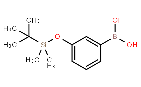 BP20231 | 261621-12-9 | 3-(tert-Butyl dimethylsiloxy)phenyl boronic acid