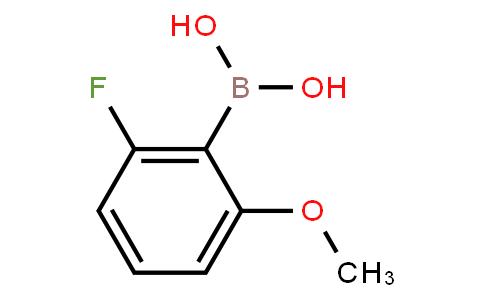 BP20237   78495-63-3   2-Fluoro-6-methoxyphenylboronic acid