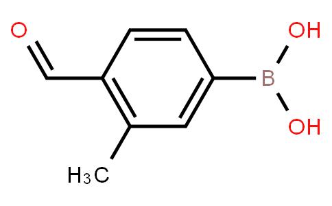 BP20239   398151-59-2   4-Formyl-3-methylphenylboronic acid