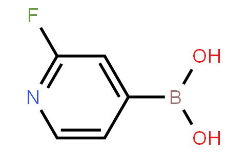 BP20245 | 401815-98-3 | 2-Fluoropyridine-4-boronic acid
