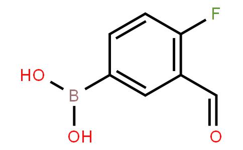 BP20248 | 374538-01-9 | 4-Fluoro-3-formylphenylboronic acid