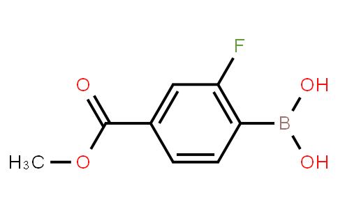 BP20251   603122-84-5   2-Fluoro-4-methoxycarbonylphenylboronic acid