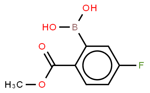 BP20252   850568-05-7   5-Fluoro-2-methoxycarboxyphenylboronic acid