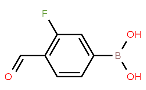 BP20261 | 248270-25-9 | 3-Fluoro-4-formylphenylboronic acid