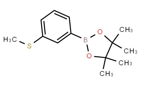 BP20267 | 710348-63-3 | 3-Methylthiophenylboronic acid pinacol ester