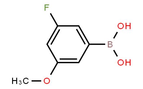 BP20279 | 609807-25-2 | 3-Fluoro-5-methoxyphenylboronic acid
