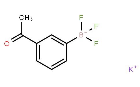 BP20280 | 854906-74-4 | Potassium (3-acetylphenyl)trifluoroborate