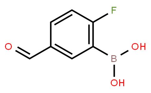 BP20281   352534-79-3   2-Fluoro-5-formylphenylboronic acid