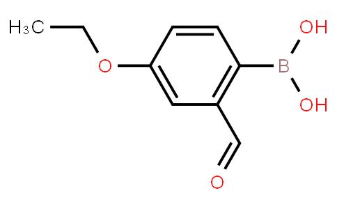 BP20282 | 1106867-72-4 | 4-Ethoxy-2-formylphenylboronic acid