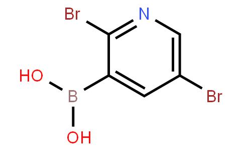 BP20293 | 852228-14-9 | 2,5-Dibromopyridine-3-boronic acid