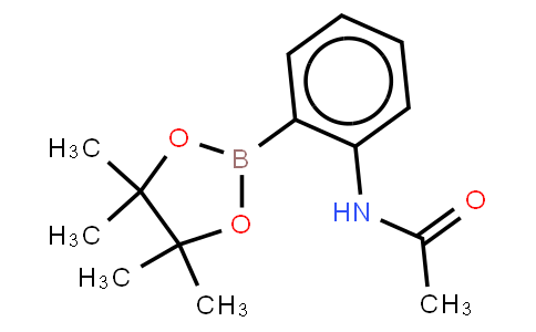BP20320 | 380430-61-5 | 2-Acetylaminophenylboronic acid, pinacol ester