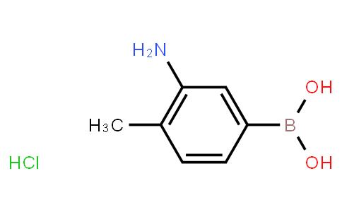 BP20323 | 352525-95-2 | 3-Amino-4-methylphenylboronic acid hydrochloride
