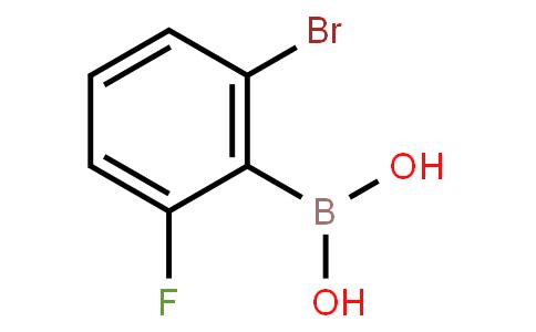 BP20351 | 913835-80-0 | 2-Bromo-6-fluorophenylboronic acid