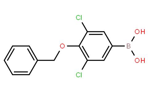 BP20380 | 1003298-85-8 | 4-Benzyloxy-3,5-dichlorophenylboronic acid