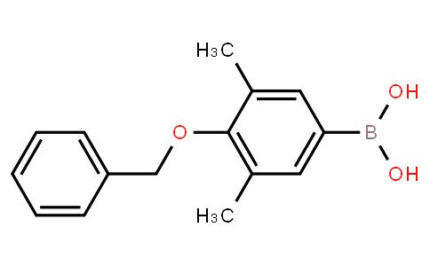 BP20381 | 333788-94-6 | 4-Benzyloxy-3,5-dimethylphenylboronic acid