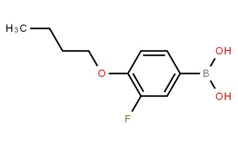 BP20389 | 156487-13-7 | 4-Butoxy-3-fluorophenylboronic acid