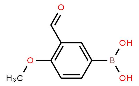 BP20393 | 121124-97-8 | 3-Formyl-4-methoxyphenylboronic acid