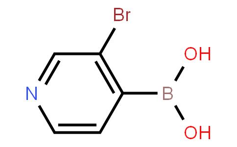3-Bromopyridine-4-boronic acid