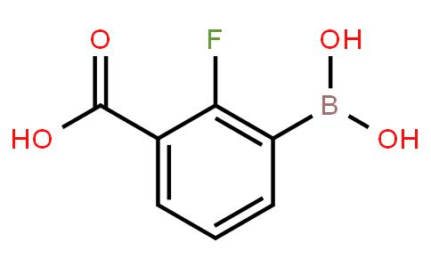 BP20401 | 1072952-09-0 | 3-Carboxy-2-fluorophenylboronic acid