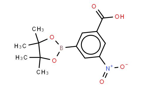 BP20407   377780-80-8   3-Carboxy-5-nitrophenylboronic acid, pinacol ester
