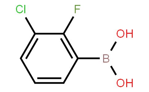 BP20410 | 352535-82-1 | 3-Chloro-2-fluorophenylboronic acid