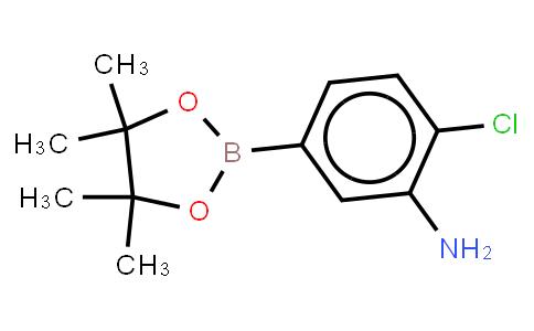 BP20414 | 850567-56-5 | 3-Amino-4-chlorophenylboronic acid, pinacol ester
