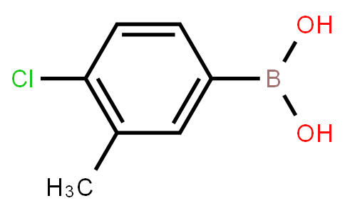 BP20418   161950-10-3   4-Chloro-3-methylphenylboronic acid