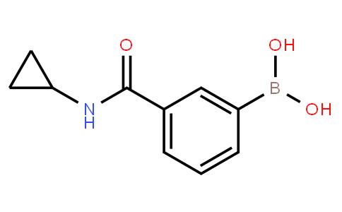 BP20427   850567-23-6   3-(Cyclopropylaminocarbonyl)phenylboronic acid