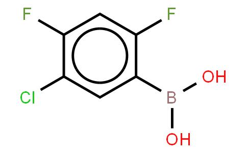 BP20433 | 911645-24-4 | 5-Chloro-2,4,-difluorophenylboronic acid