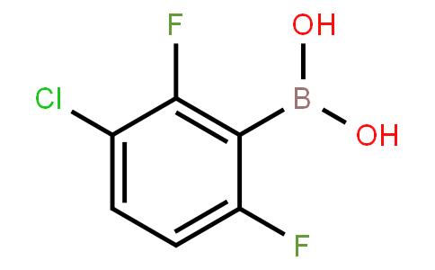 BP20434   1031226-45-5   3-Chloro-2,6-difluorophenylboronic acid