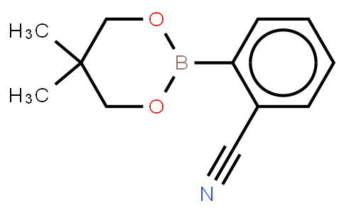 BP20436 | 214360-47-1 | 2-Cyanophenylboronic acid, neopentyl ester ESTER