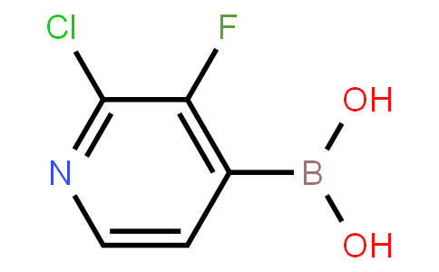 BP20439 | 937595-71-6 | 2-Chloro-3-fluoropyridine-4-boronic acid
