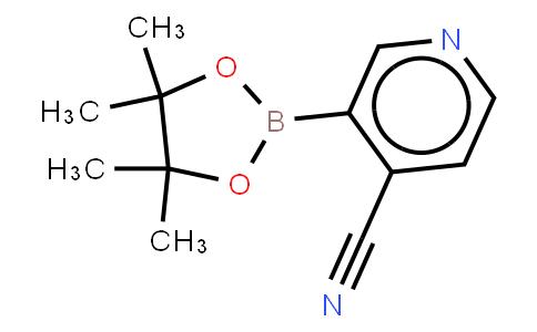 BP20447 | 878194-91-3 | 4-Cyanopyridine-3-boronic acid, pinacol ester