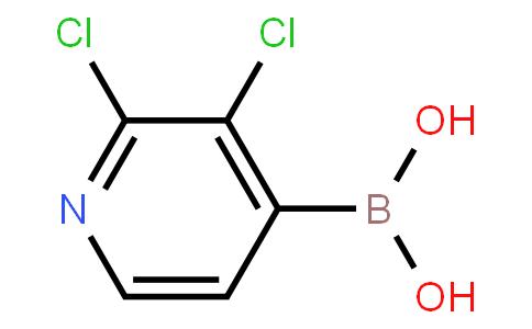 BP20450   951677-39-7   2,3-Dichloro-4-pyridineboronic acid