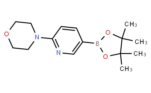 BP20456 | 485799-04-0 | 2-(Morpholin-4-yl)pyridine-5-boronic acid pinacol ester