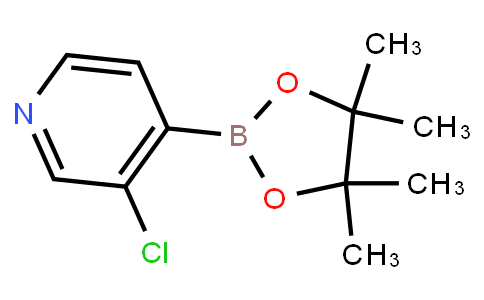 BP20459 | 458532-90-6 | 3-Chloropyridine-4-boronic acid pinacol ester