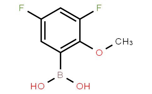BP20463 | 737000-76-9 | 3,5-Difluoro-2-methoxyphenylboronic acid