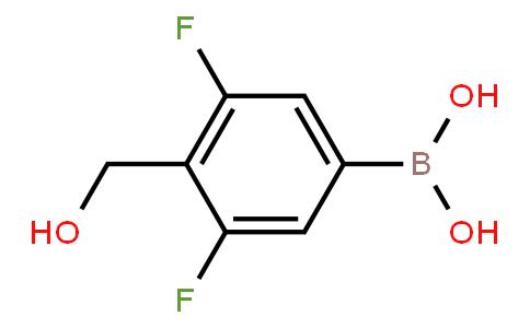 BP20464 | 917969-79-0 | 3,5-Difluoro-4-(hydroxymethyl)phenylboronic acid
