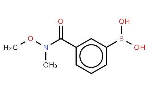 BP20475 | 723281-57-0 | 3-(N,O-Dimethylhydroxylaminocarbonyl)phenylboronic acid
