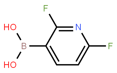BP20476 | 136466-94-9 | 2,6-Difluoro-3-pyridylboronic acid