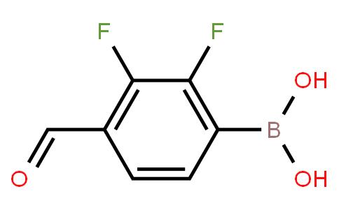 BP20478 | 480424-84-8 | 2,3-Difluoro-4-formylphenylboronic acid
